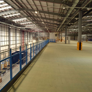 Upper Level Mezzanine Floor