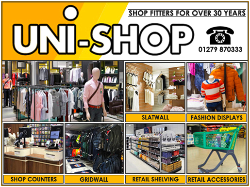 Uni-Shop Fittings