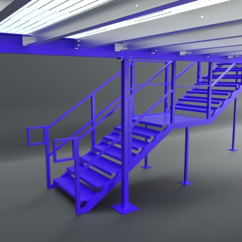 Mezzanine Manufacturing - What Is A Mezzanine Floor?