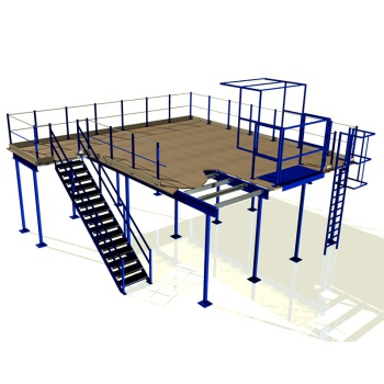 Additional Image of What Is A Mezzanine Floor?